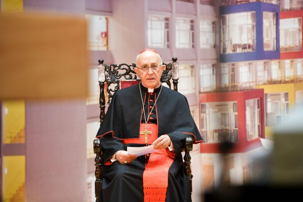 CARDEAL D. FERNANDO FILONI