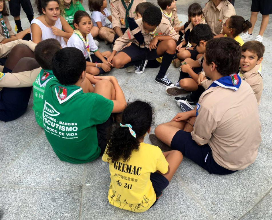 GELMac QUER ENVIAR GRUPO DE PIONEIROS AO JAMBOREE MUNDIAL NOS ESTADOS UNIDOS