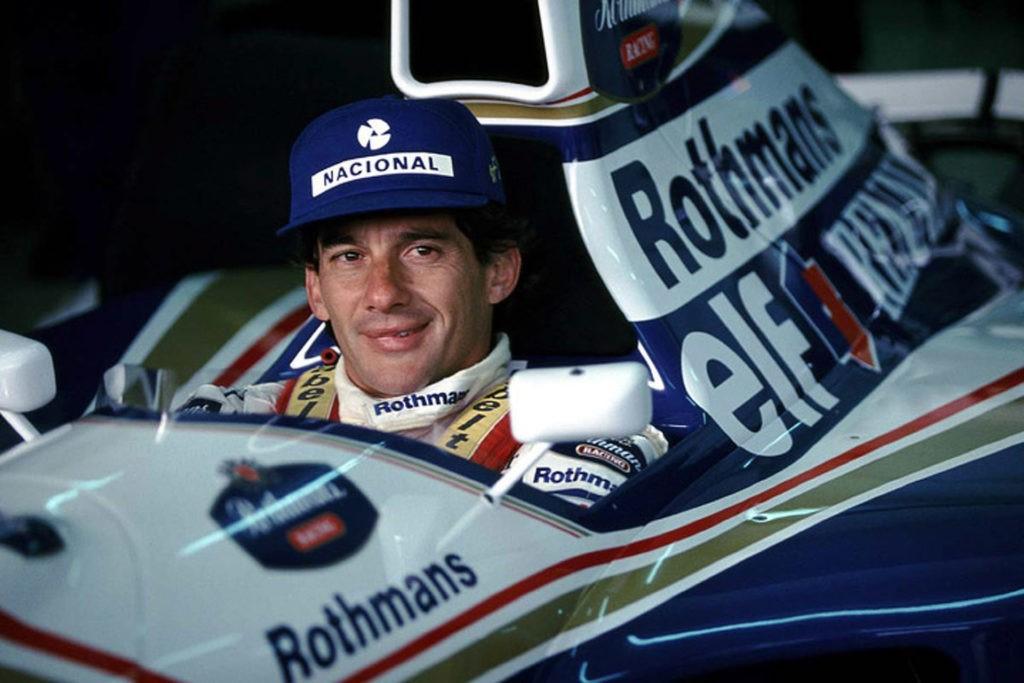 «Ayrton Senna era um grande católico»