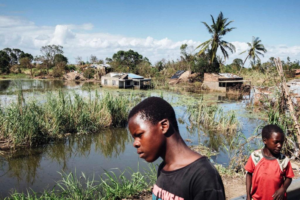 Cáritas ajuda Moçambique