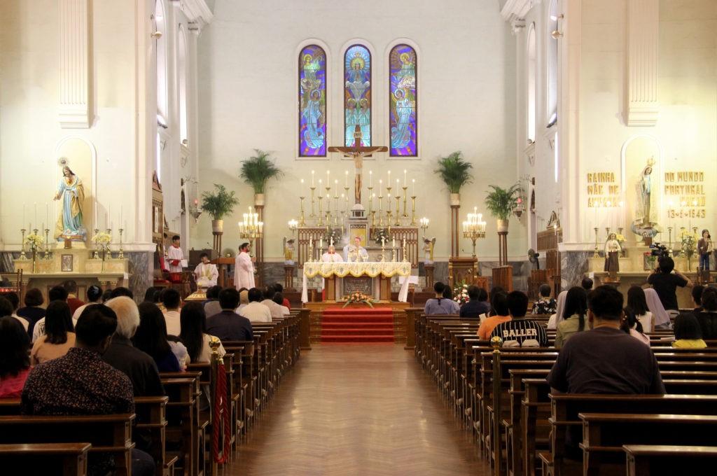 Sé Catedral: 443 anos em união com a Santa Mãe
