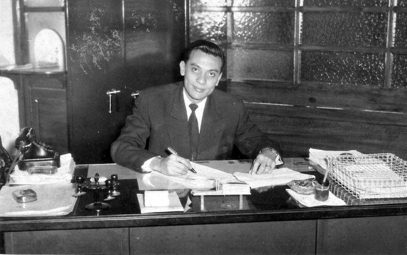 Gastão de Barros, o último fundador d'O CLARIM