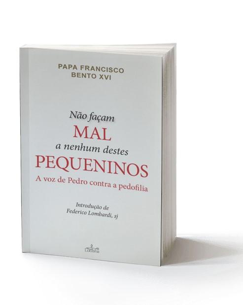 PAPA FRANCISCO E BENTO XVI PUBLICAM UM LIVRO EM PARCERIA