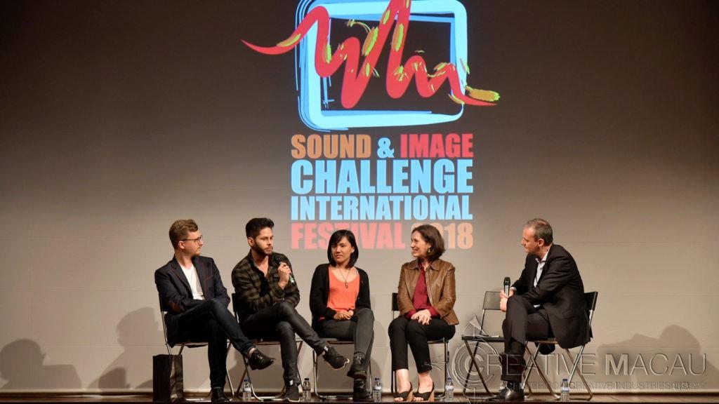 """SOUND & IMAGE CHALLENGE INTERNATIONAL FESTIVAL 2019"""