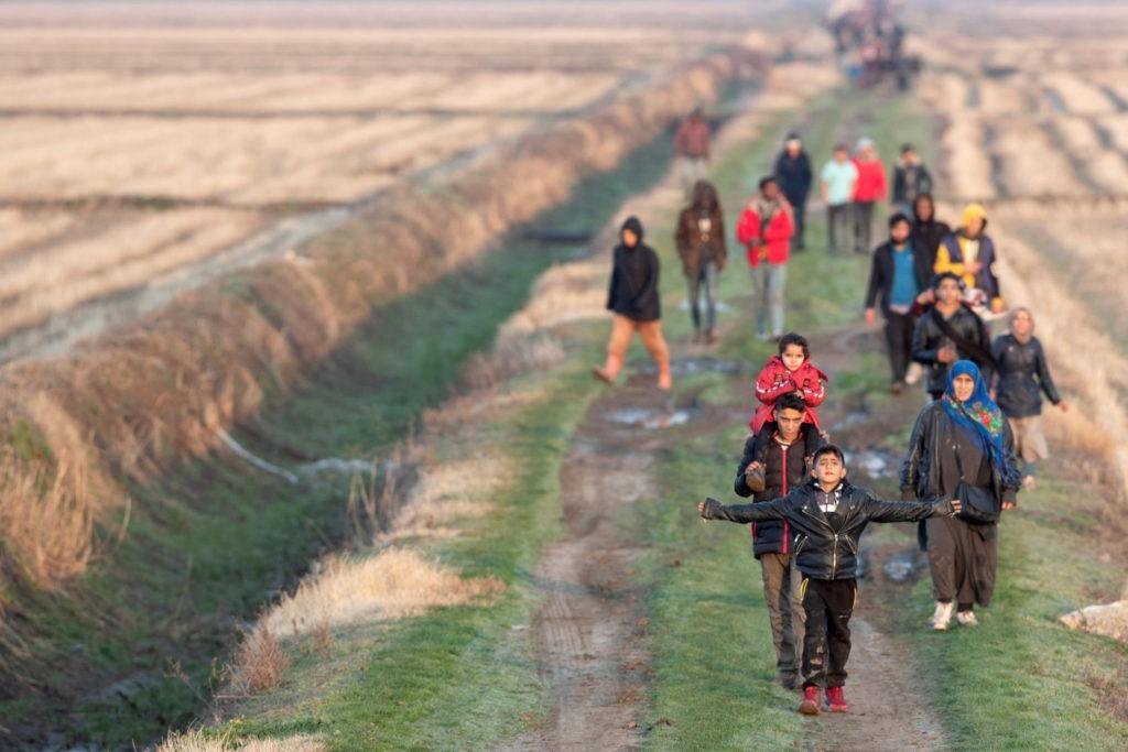 Cardeais pedem à Europa que acolha refugiados