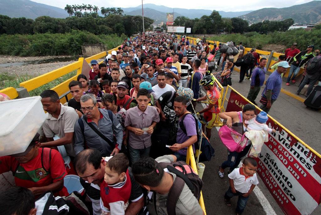Cáritas de Macau ajudou refugiados venezuelanos