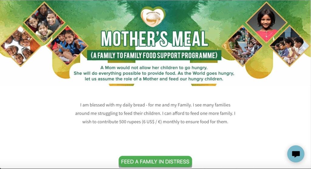 Claretianos querem alimentar um milhão de famílias em todo o mundo