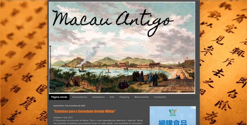 """""""Macau Antigo"""" celebra doze anos com surpresas para os leitores"""