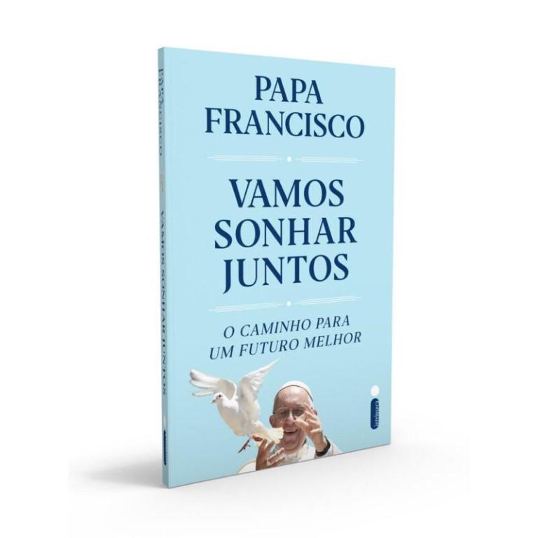NOVO LIVRO DO PAPA APRESENTA PROPOSTAS PARA O PÓS-COVID