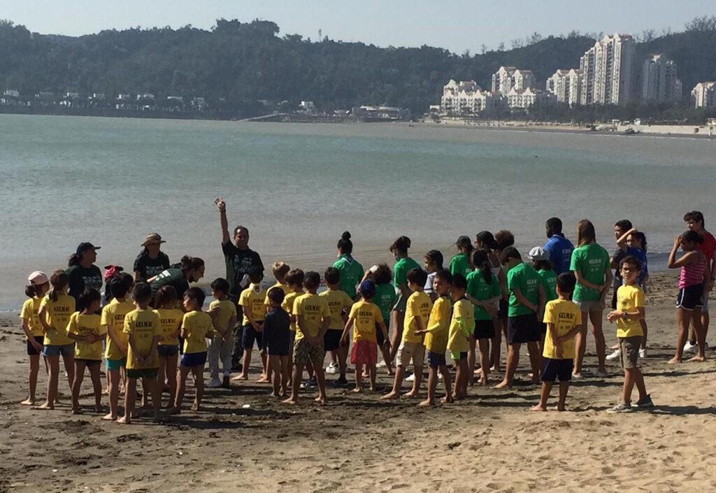 GELMac organizou primeiras Olimpíadas de Praia