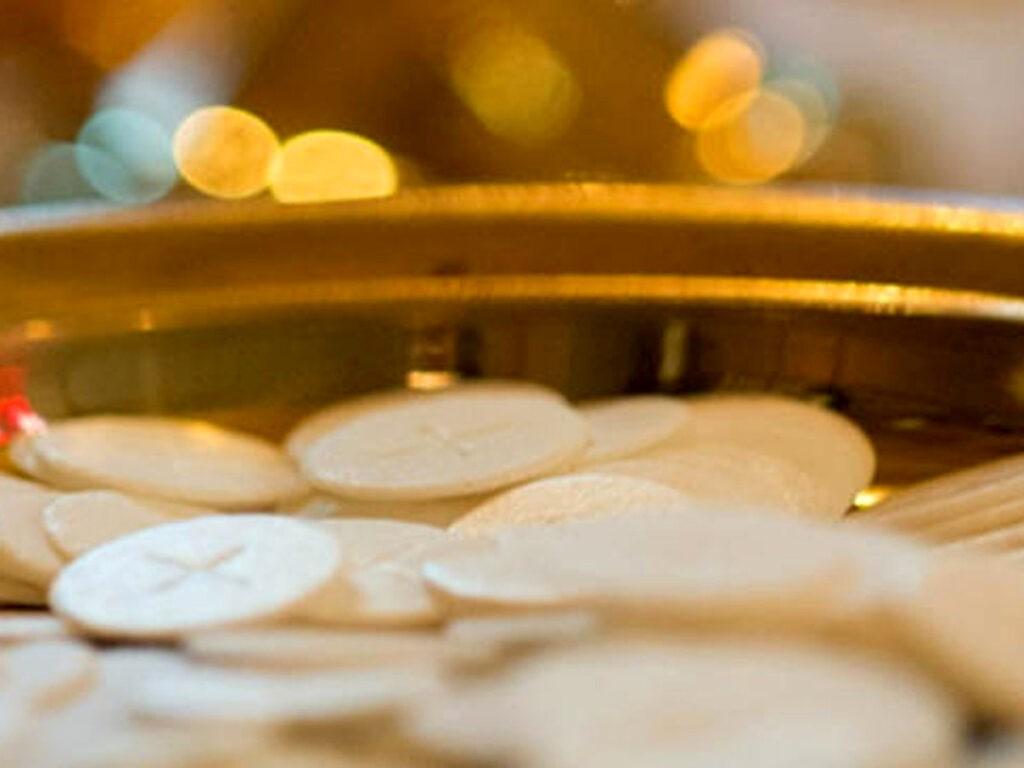 Fiéis contribuem para acção da Igreja