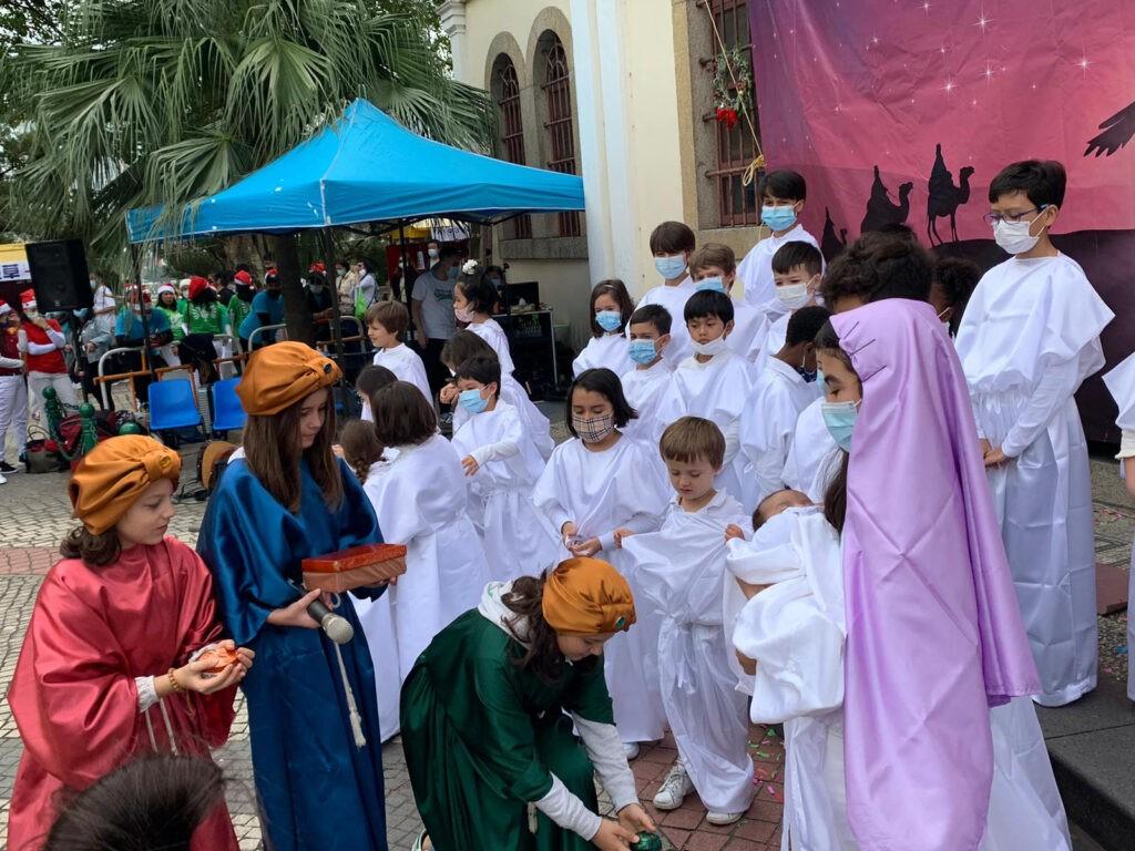 O Natal da Comunidade Portuguesa na Paróquia de Nossa Senhora do Carmo (13 de Dezembro)