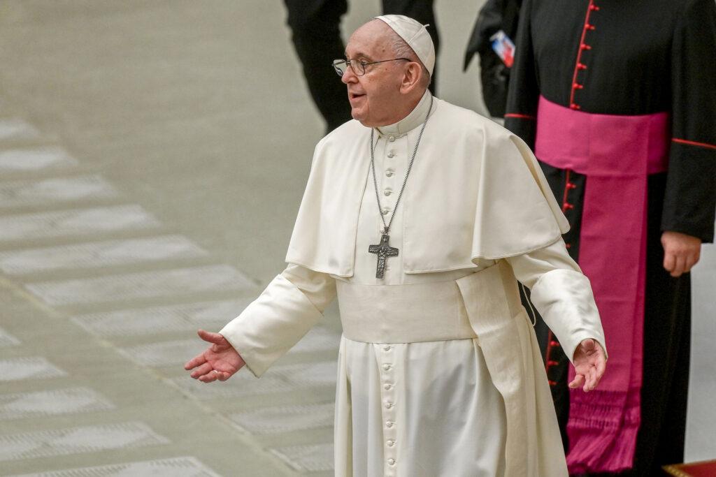 Papa Francisco, líder mundial indiscutível