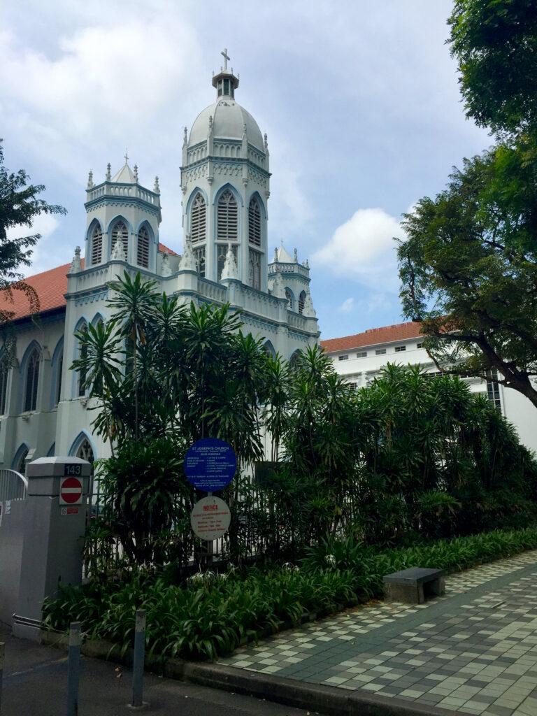 SINGAPURA: IGREJA CATÓLICA COMEMORA 200 ANOS