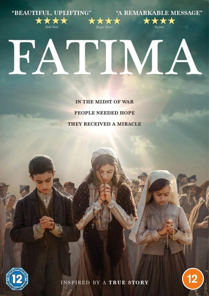 """FILME """"FÁTIMA"""" ESTREIA A 7 DE OUTUBRO"""