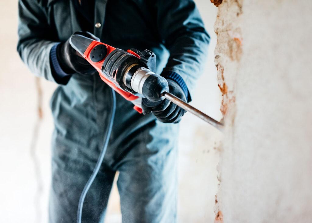 Perturbações causadas pelo ruído produzido por obras de remodelação em edifícios habitacionais