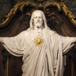 SAGRADO CORAÇÃO DE JESUS E IMACULADO CORAÇÃO DE MARIA CELEBRADOS HOJE E AMANHÃ, RESPECTIVAMENTE