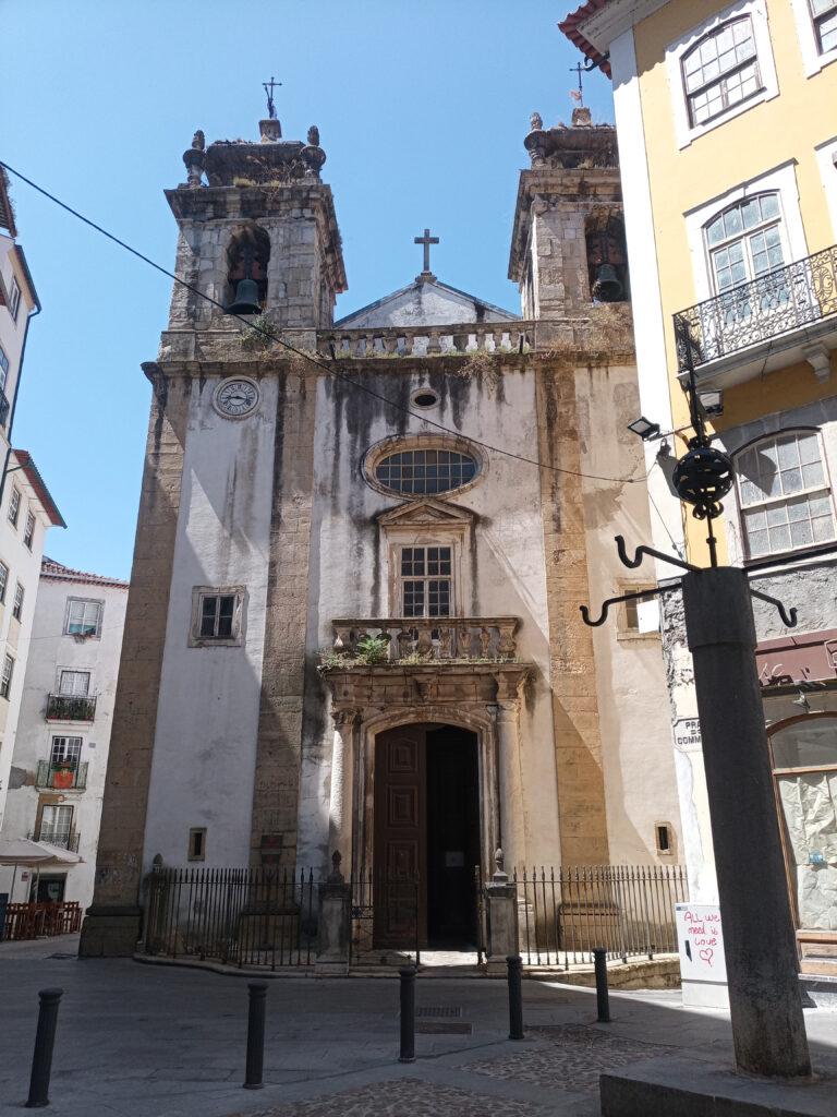 SÃO BARTOLOMEU DE COIMBRA