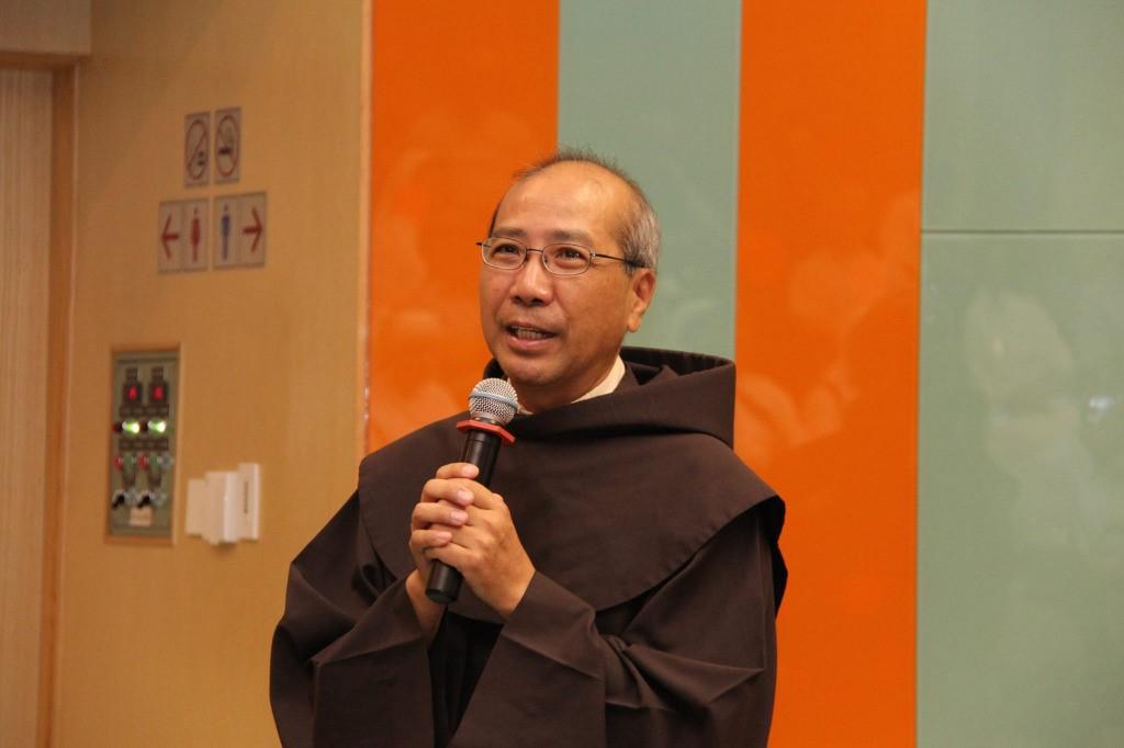 夏志誠輔理主教