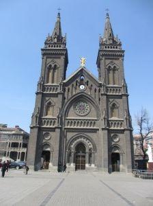 瀋陽市主教座堂(南關天主教堂)