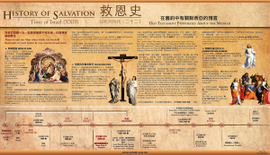 History of Salvation xxii - Old Testament Prophecies About the Messiah