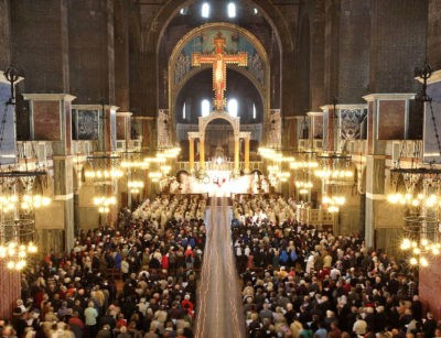 Católicos são cada vez mais no mundo