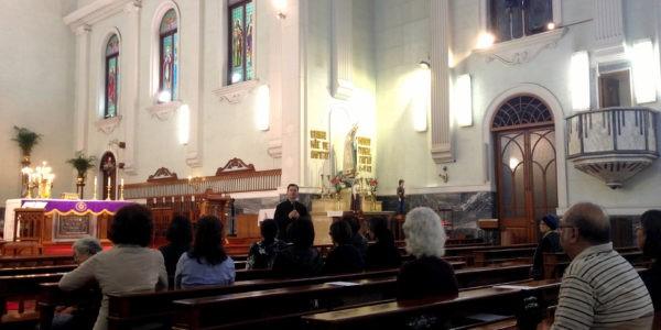 A Eucaristia como visita