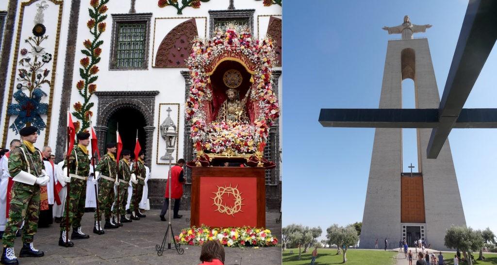 NAS DIOCESES DE ANGRA E SETÚBAL