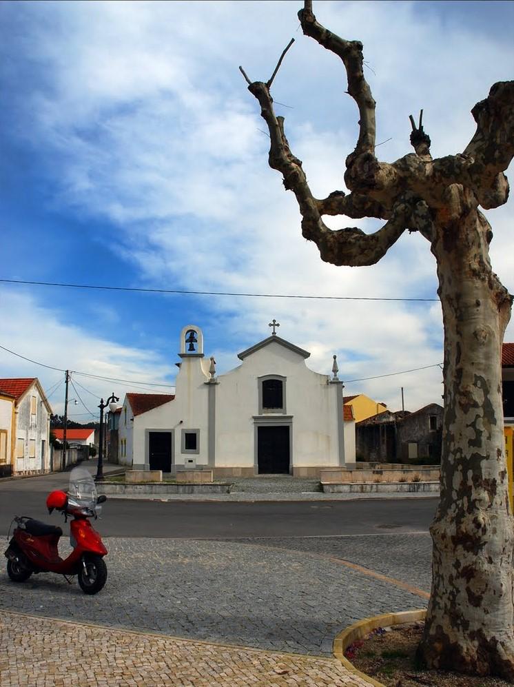 Quiaios, terra de capelas