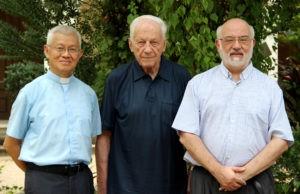 PADRES JESUÍTAS COMEMORAM HOJE ANIVERSÁRIO DE ORDENAÇÃO SACERDOTAL