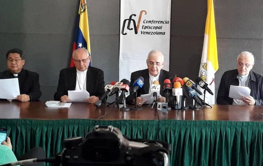 Venezuela, os bispos católicos falaram...