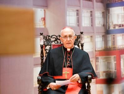 «Vamos formar sacerdotes que irão servir a Ásia»