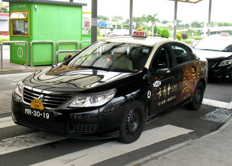 Curso de formação específica e prova específica para condutor de táxi