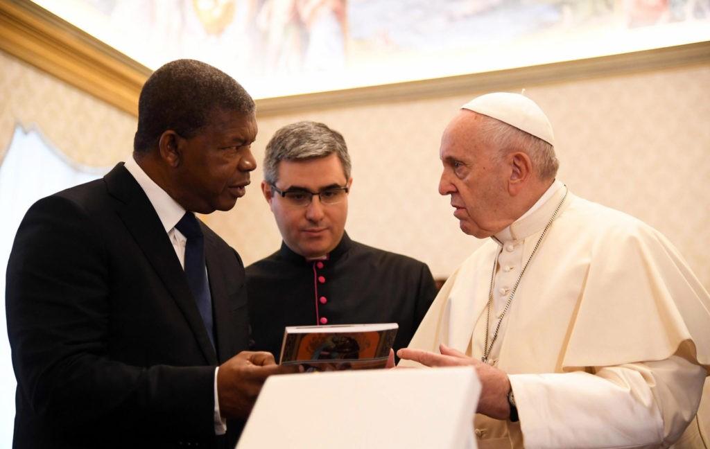 Angola e Vaticano: novo acordo em vigor