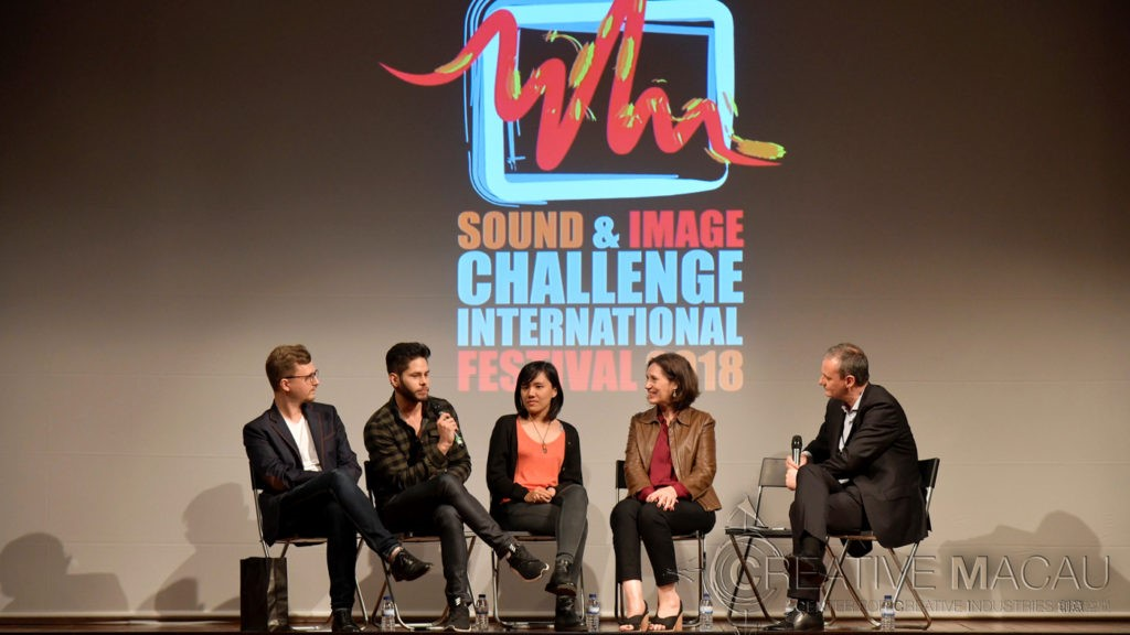 """SOUND & IMAGE CHALLENGE INTERNATIONAL FESTIVAL 2019"""