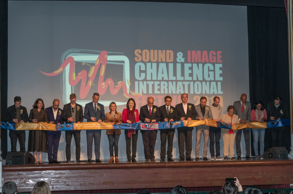 ound & Image Challenge International Festival 2019