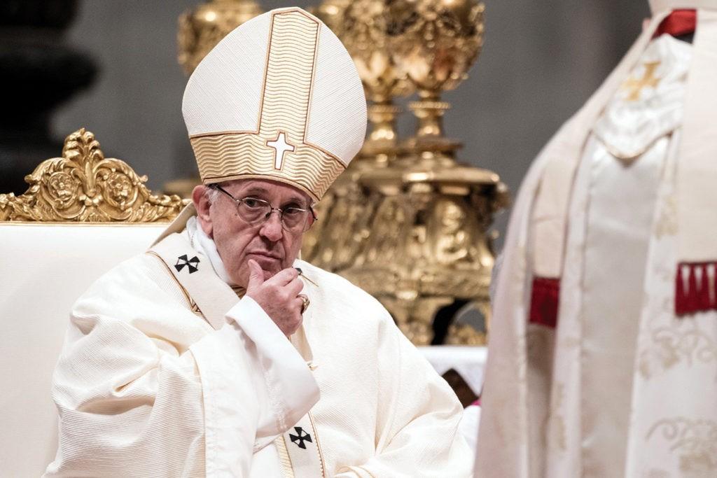 Papa associou-se ao Dia Internacional contra a Corrupção