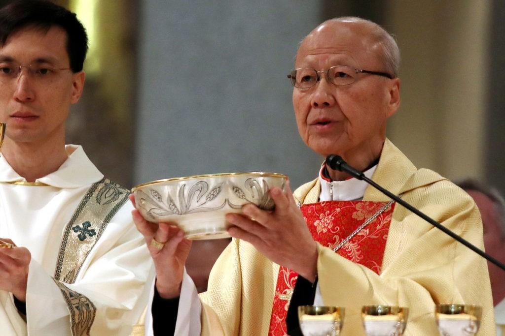 Crise aproxima Diocese e Governo de Hong Kong