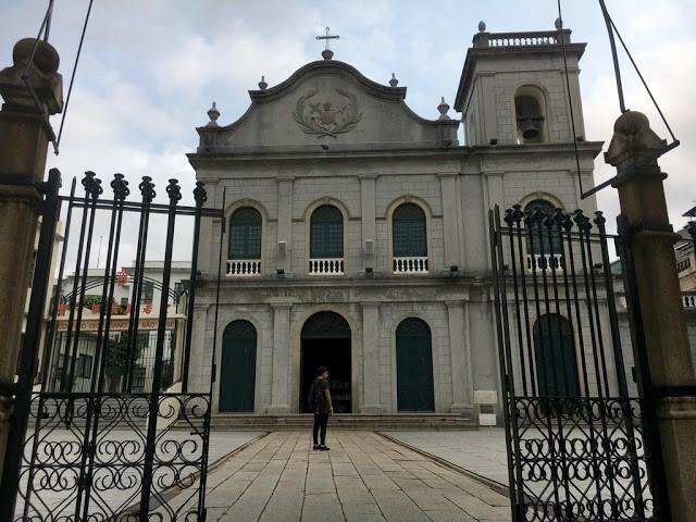 Procissão de São Roque só no adro da igreja