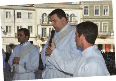 PADRE RICARDO MARQUES