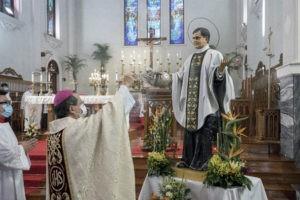 FESTA DE SÃO JOSEMARÍA ESCRIVÁ CELEBRADA NA SÉ CATEDRAL