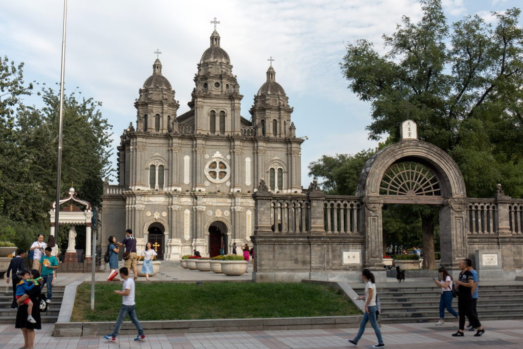 CRISTIANISMO NA CHINA É TEMA DE PALESTRA NA USJ A 16 DE JULHO