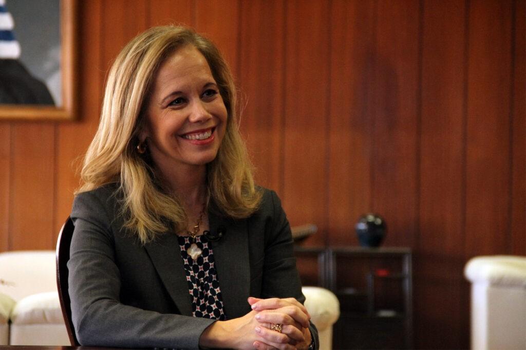 Capeloa Gil reconduzida como reitora da Universidade Católica Portuguesa