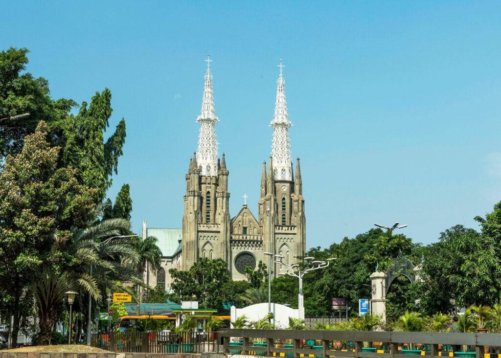 A Igreja Católica na Indonésia