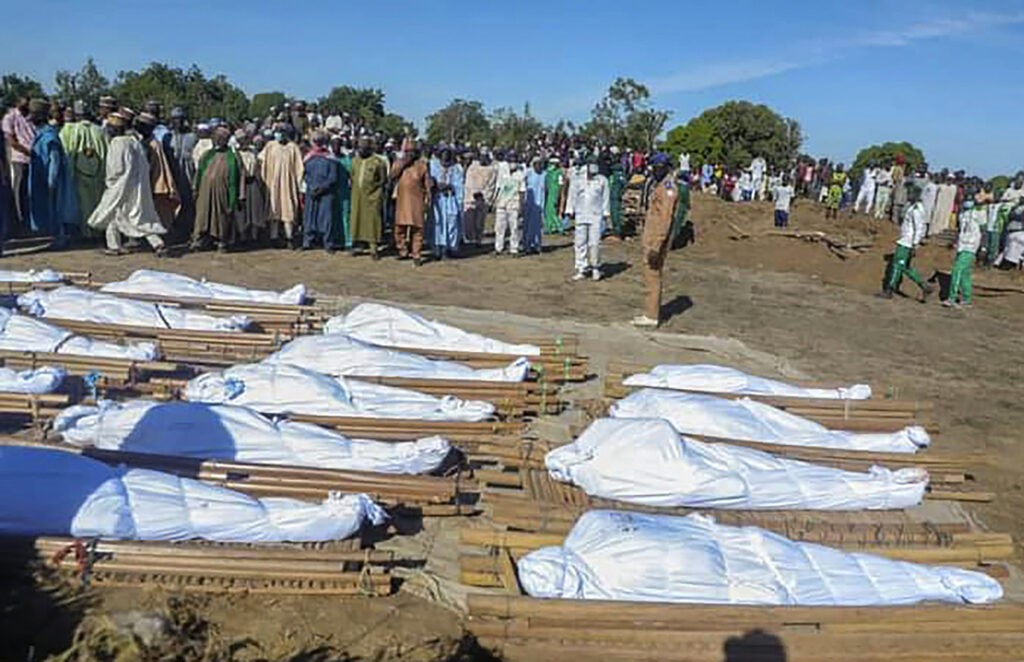 Papa condena ataque terrorista na Nigéria