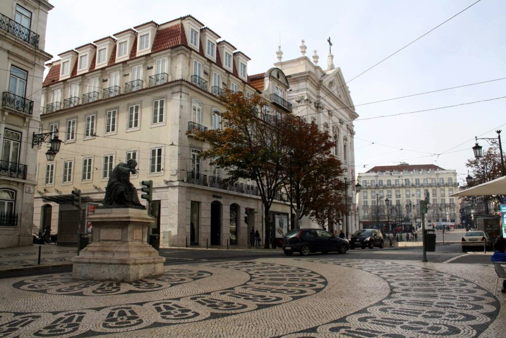 LISBOA, CULTURA E A PRIMEIRA COMUNHÃO DE UMA NETA