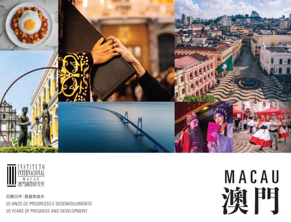 Celebrações no exterior dos 20 Anos da RAEM