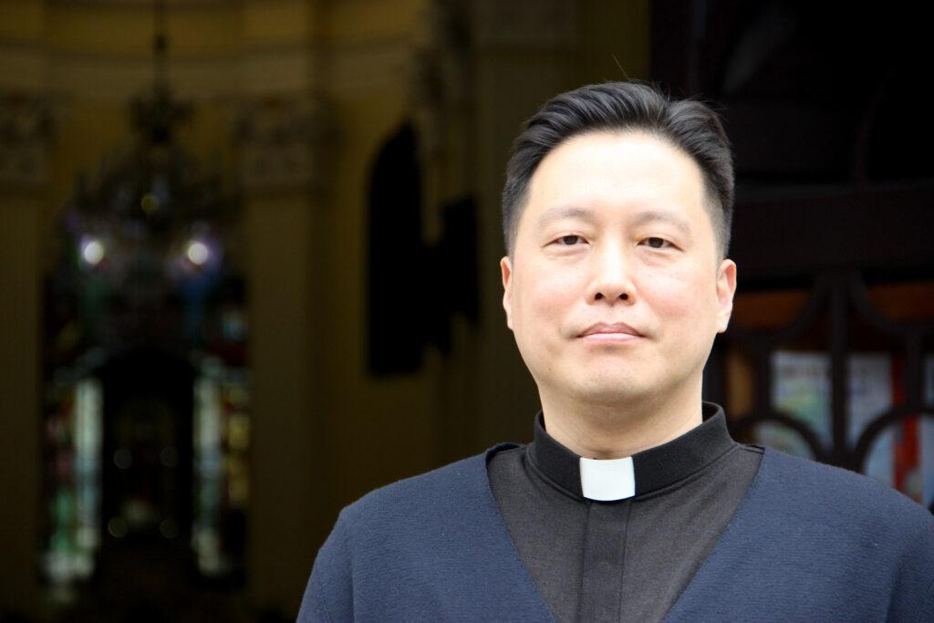 Padre James Ryu Jae Hyoung