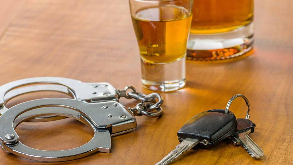 As consequências da condução após o consumo de álcool
