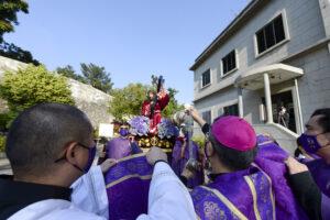 FESTA DO SENHOR BOM JESUS DOS PASSOS CUMPRIU A TRADIÇÃO EM MACAU